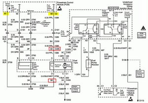 Wiring diagram 2000 grand prix  19972003 Pontiac Grand