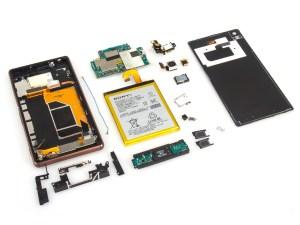 Sony Xperia Z3 Dual Teardown  iFixit