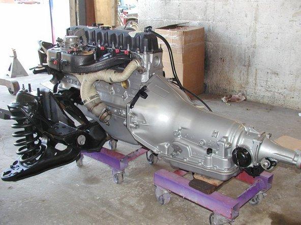 4l60e Automatic Transmission Parts Diagram