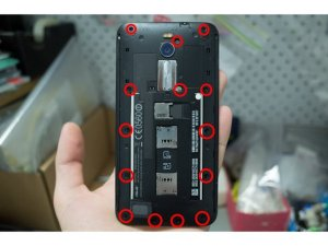 Asus Zenfone 2 Display Assembly Replacement  iFixit