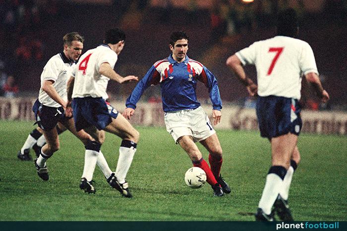 Éric cantona (pronunciación en francés: Eric Cantona France 1992 Planet Football