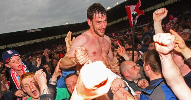 Rory Delap, Stoke City and a whole lot of fun - The Broken Metatarsal -  Planet Football