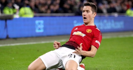 Comparing Ander Herrera To Man Utd's Other Midfielders This Season