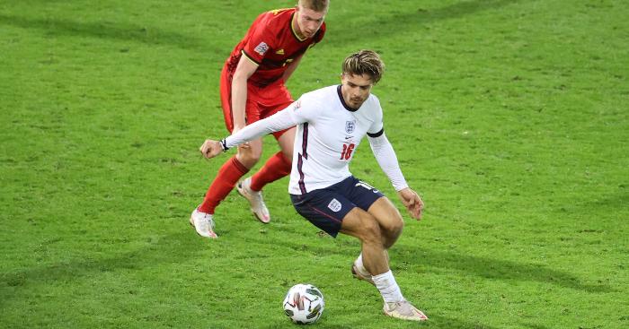 Jack Grealish England Belgium1