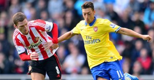 Where are they now?  Arsenal's XI from Mesut Ozil's debut in Sunderland