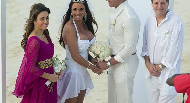 The Top 10 Ugliest Celebrity Wedding Dresses