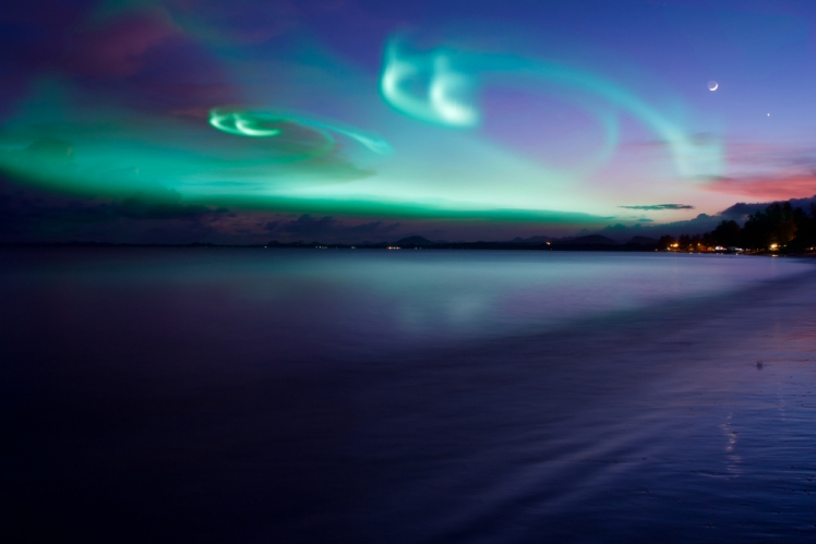 Best Camera Setting Northern Lights