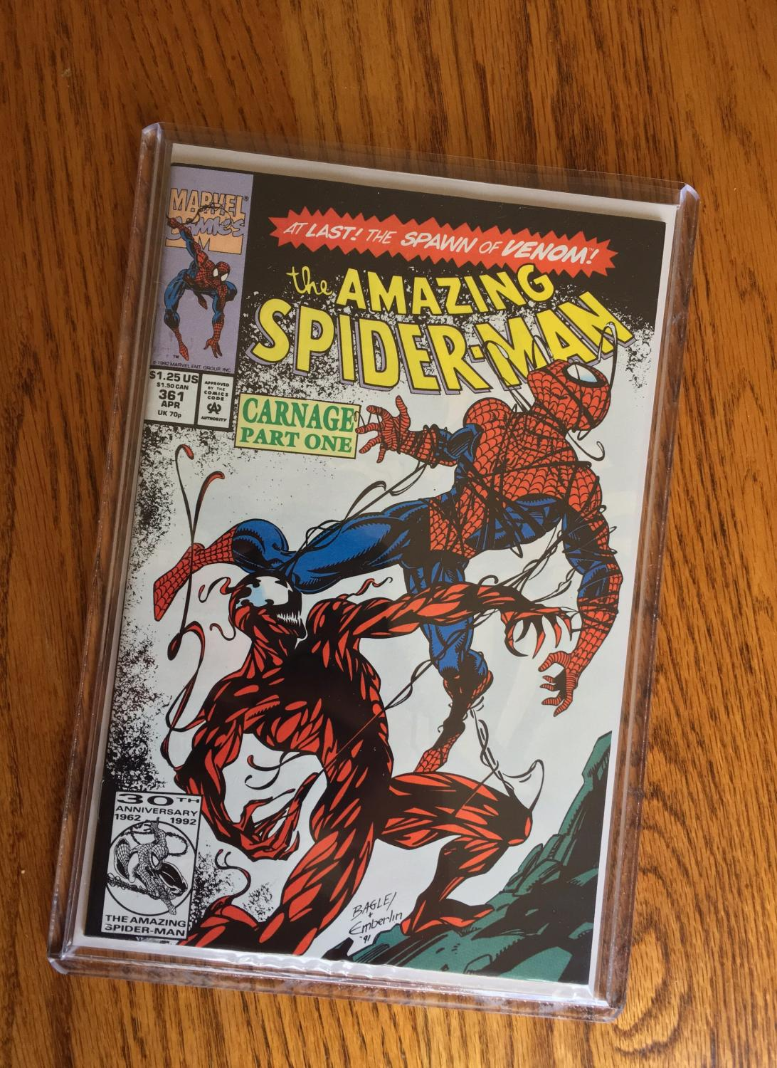 Amazing Spider Man Comic Book Covers