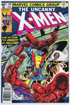 Image result for x men 129