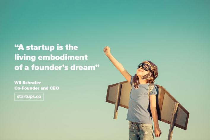 What is a startup banner
