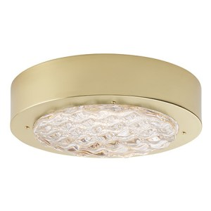 Bathroom Ceiling Lights   Rejuvenation Adriatic 13  LED Flush Mount Fixture