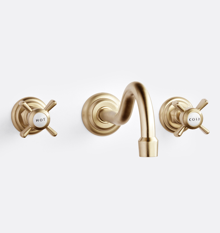 connor wall mount faucet
