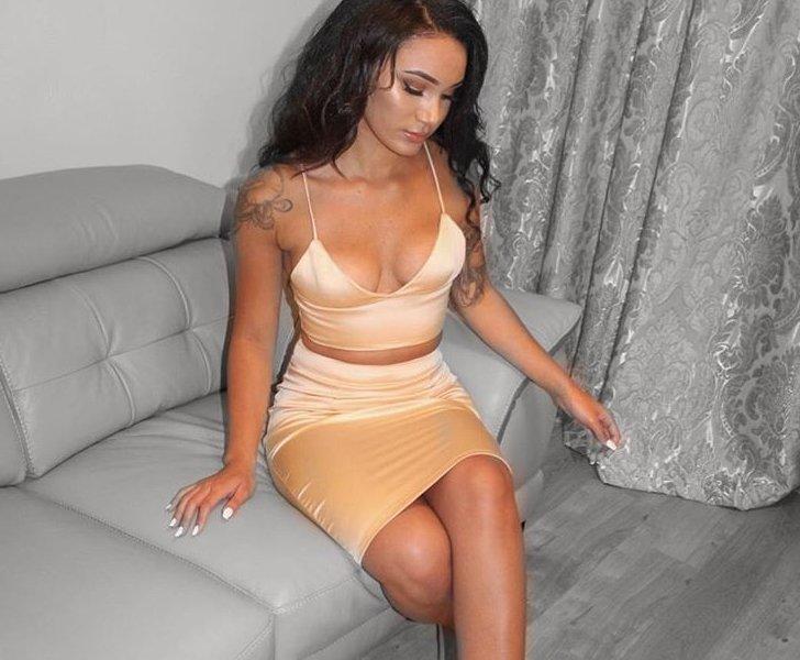 Image result for alex iwobi girlfriend