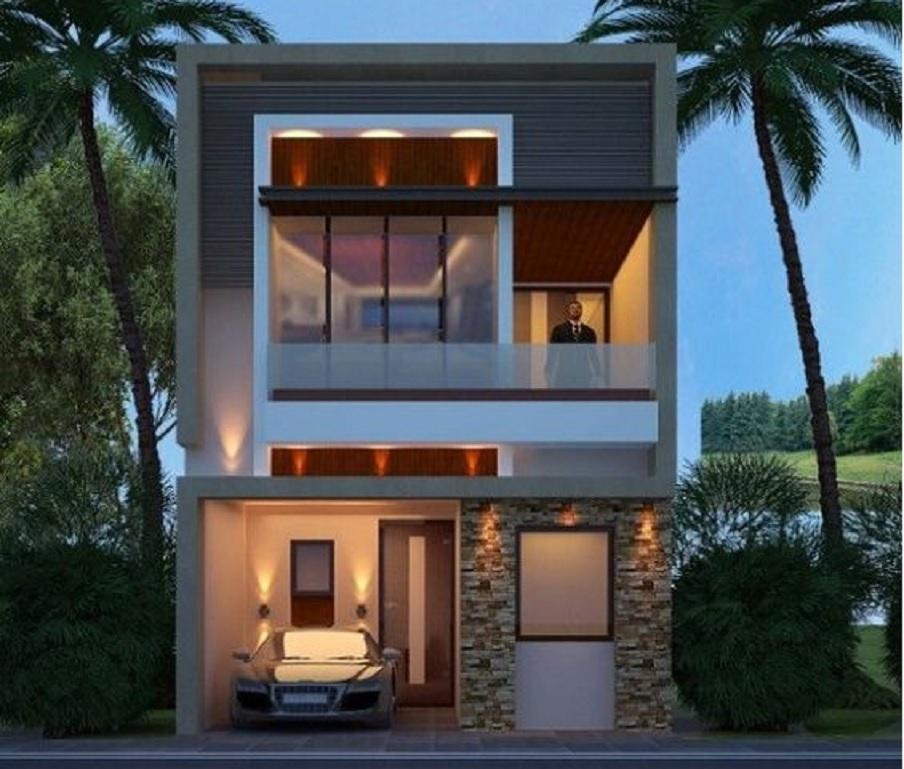 14 Desain Rumah Minimalis 2 Lantai, Banyak Pilihan yang Bisa Menjadi  Inspirasi | Rumah123.com