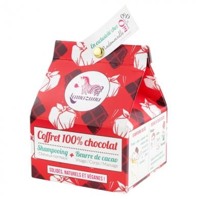 LAMAZUNA Coffret 100% chocolat