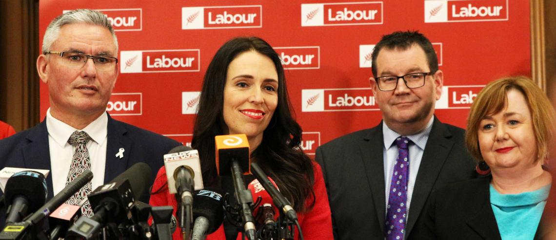Labour Party Jokes Nz
