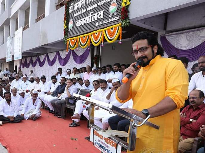 Maharashtra Government: Where did Amol Kolhe disappear after the election result? MPs say 'reason   Maharashtra Government: निकालानंतर अमोल कोल्हे कुठं गायब? खासदार महोदयांनीच सांगितलं राज'कारण'