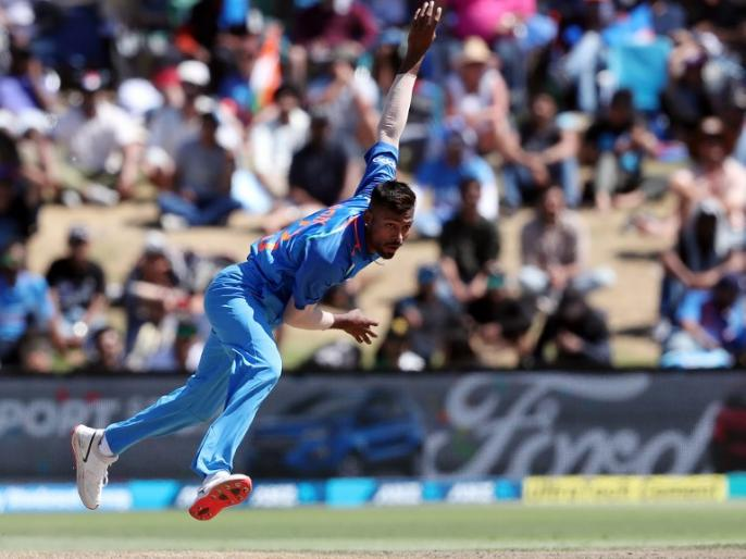 Irfan Pathan said that Pandya still has a long way to go to become a match winner (File Pic)