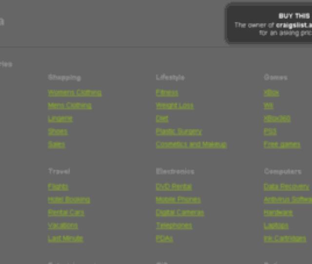 Craigslist Asia