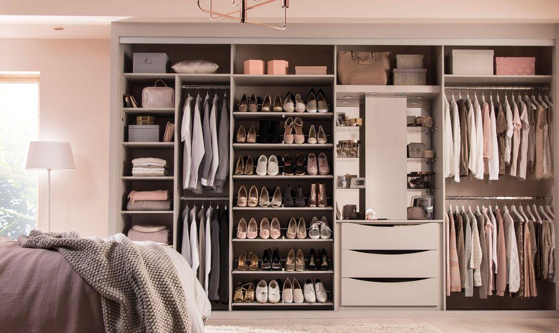 Bespoke Wardrobes Interiors Sharps Bedroom Furniture