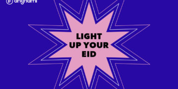 Light up your Eid with this Anghami Plus offer