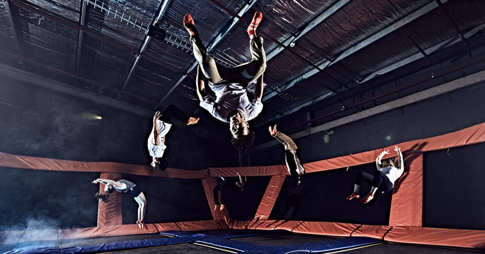 Image result for late night all you can jump, sky zone trampoline park, june 13