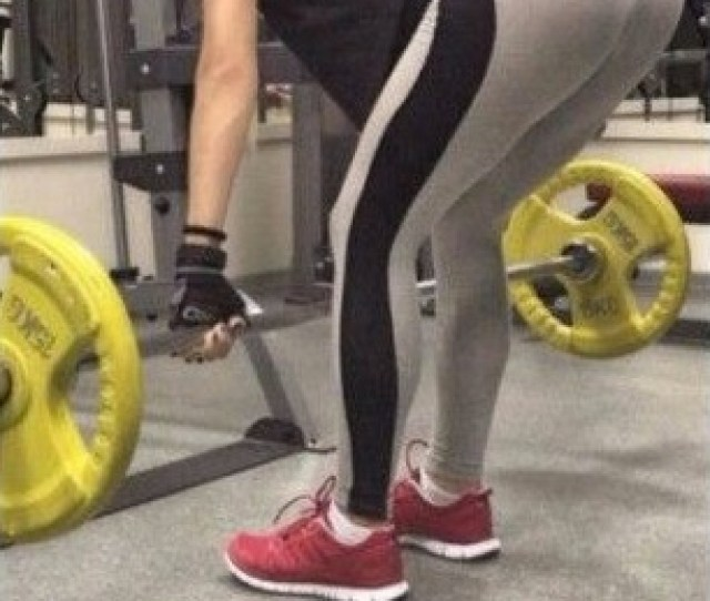 How To Deadlift Good Form Is Essential When Exercising Bubble Butt Out Fail