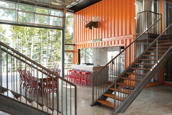 Green Office Interior Design