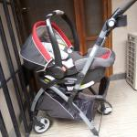 Tokunbo Uk Used Graco Baby Car Seat With Stroller In Asokoro Prams Strollers Tokunbo Baby Trends Jiji Ng