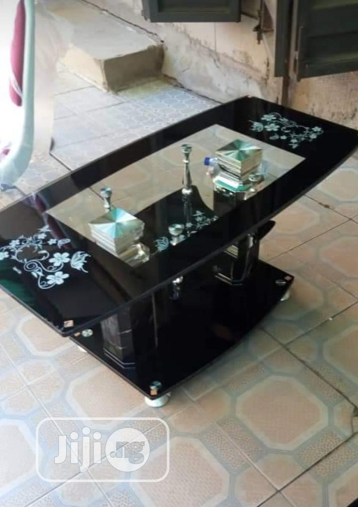 quality tempered glass center table for your living room