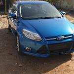 Archive Ford Focus 2012 Blue In Jabi Cars Helen Nosa Jiji Ng