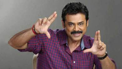 New Venkatesh Movie: Another Crazy Mix in Tollywood … Finky Mama Collaborates with Reasonable Director ..
