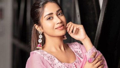 """Nevitha Bithuraj: The crazy beauty who responded to the comment """"No kiss"""" .. I don't want to spread false propaganda .."""