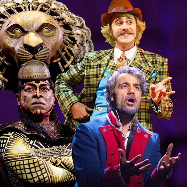 Jean Valjean? Mufasa? Mr. Wormwood? We Rank the Dads of Broadway From Best to Worst