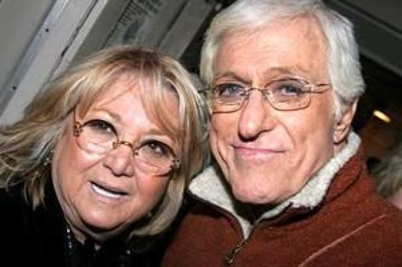 Image result for dick van dyke and michelle triola