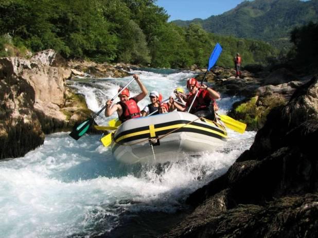 Neretva river rafting - Green Visions