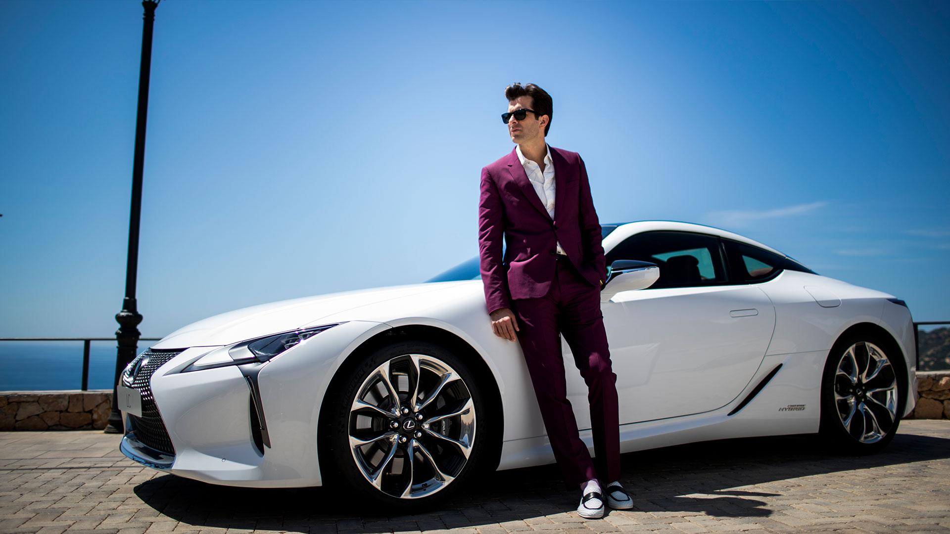 Lexus Europe Luxury & Hybrid Cars