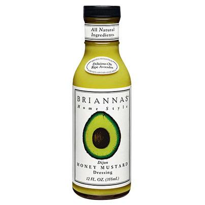 Buy Briannas Home Style Dijon Honey Mustard Dressing from