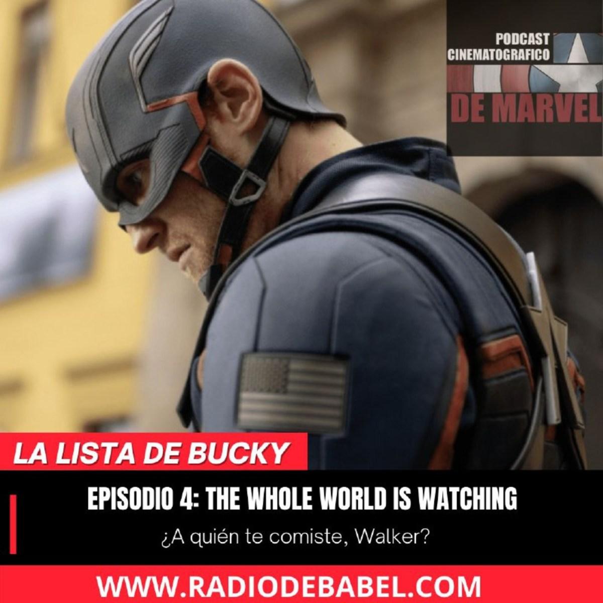 La Lista de Bucky: Guía Interactiva sobre Falcon and The Winter Soldier – Episodio 4