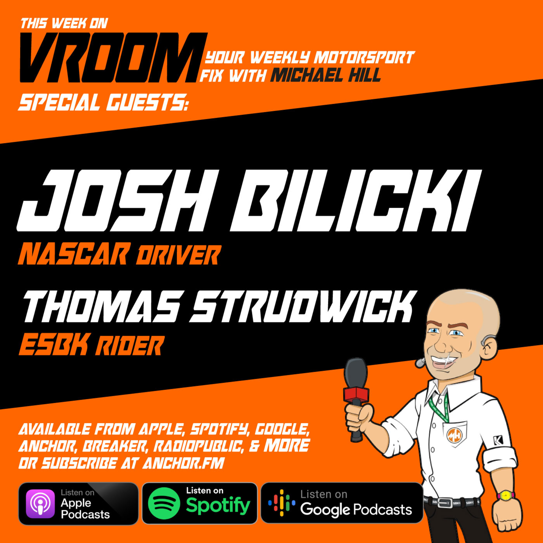 Episode 17 – Josh Bilicki, Thomas Strudwick