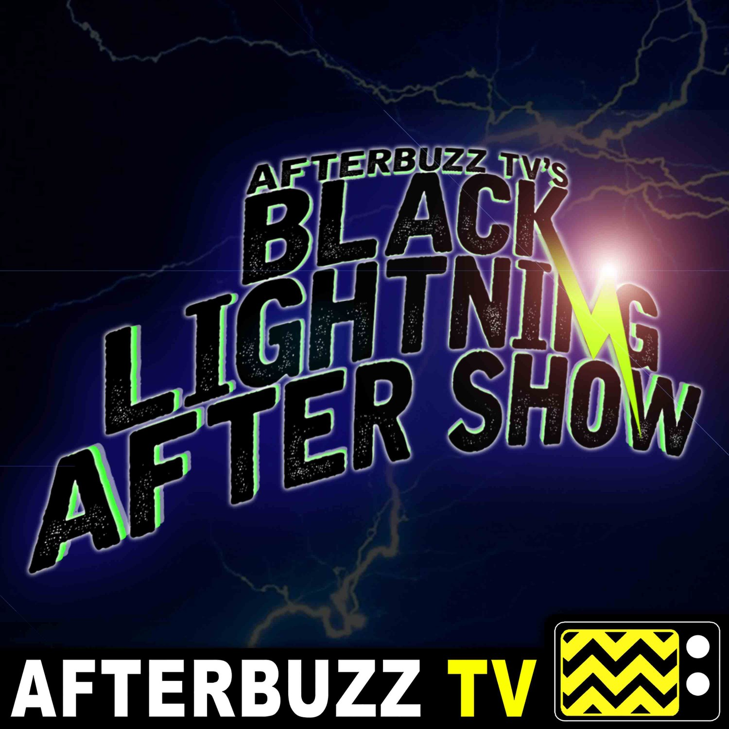 The Black Lightning After Show Podcast