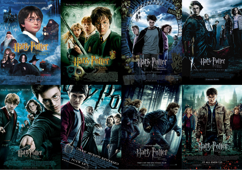You will earn $1,000 to binge-watch every Harry Potter film