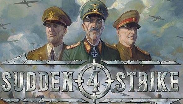 New game incursion – Sudden Strike 4