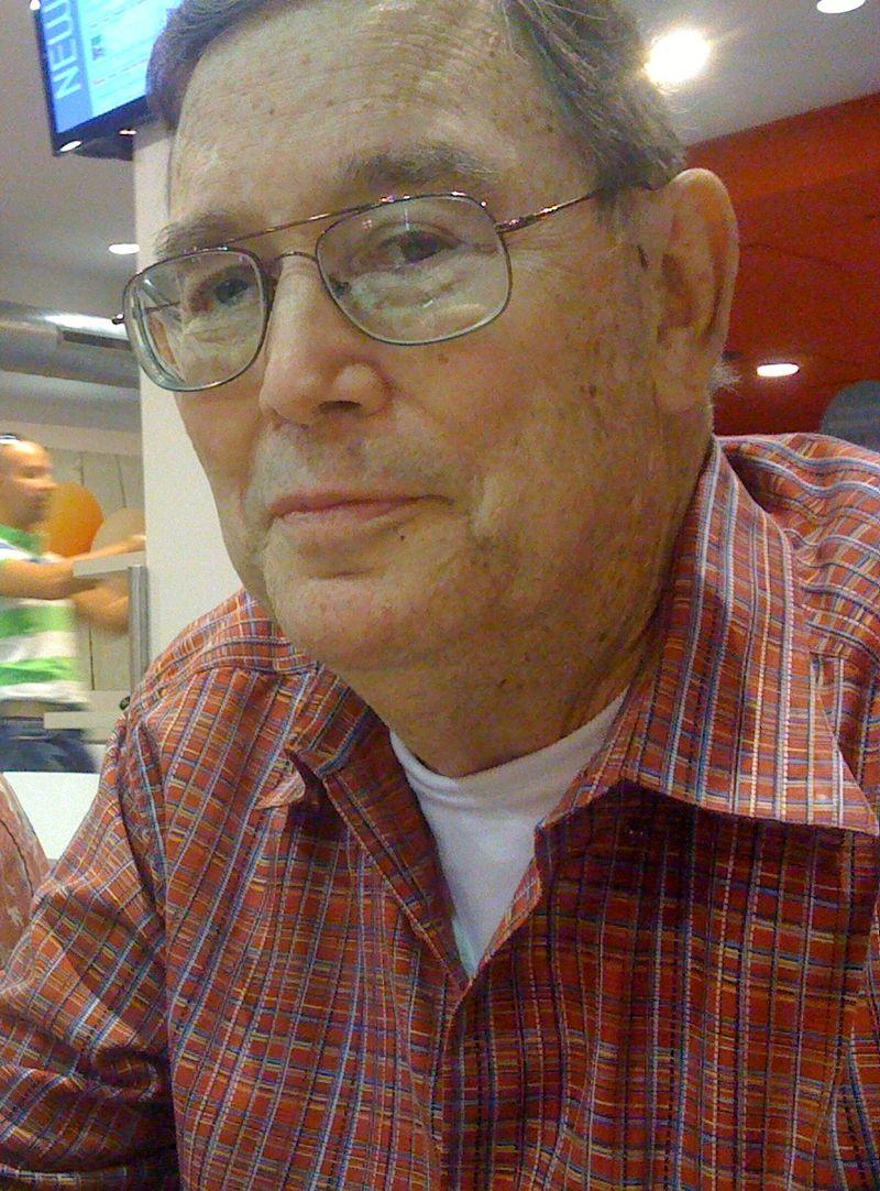 Robert Heron Obituary Long Beach California All Souls
