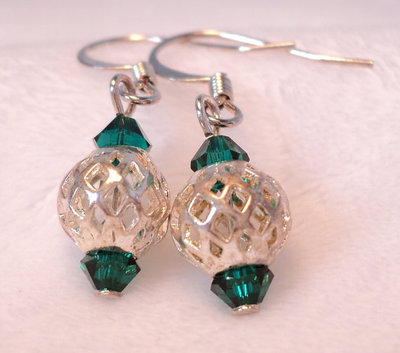 Holiday Ornament Earrings