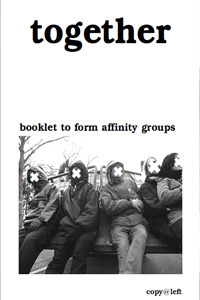 Together: Booklet to Form Affinity Groups
