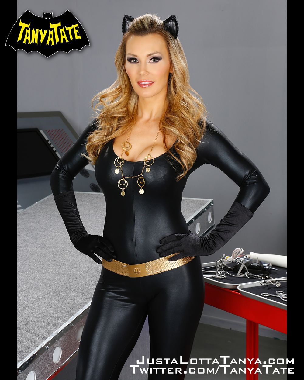8 X 10 Tanya Tate Cosplay Catwoman Tribute Print On Storenvy