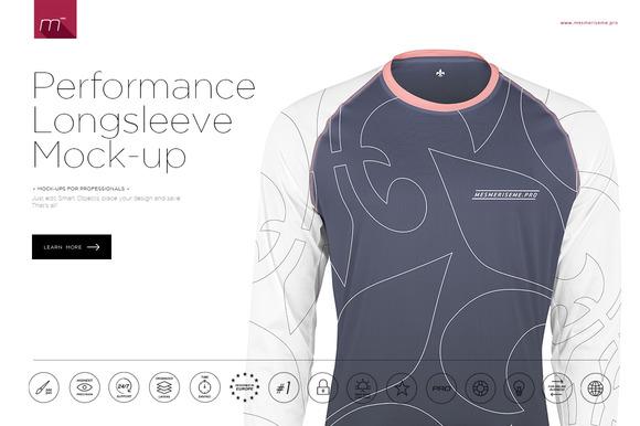 CM - Performance Longsleeve Jersey Mockup 64272 - Heroturko eecec7ec6