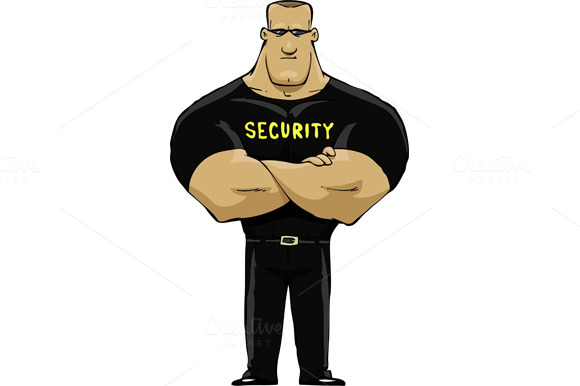 Security Guard Emoji