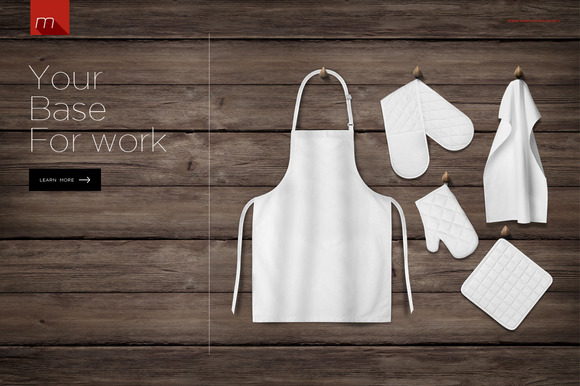 Cm Kitchen Set Mock Up 448629 Heroturko Download